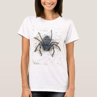 Camiseta Araña femenina grande del Huntsman,