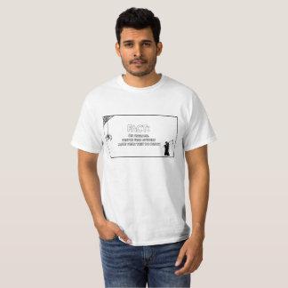 Camiseta Arañas contra muerte