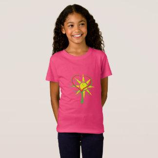 Camiseta Árbol, corazón y sol