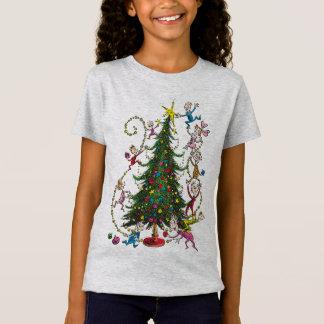 Camiseta Árbol de navidad clásico de Grinch el |