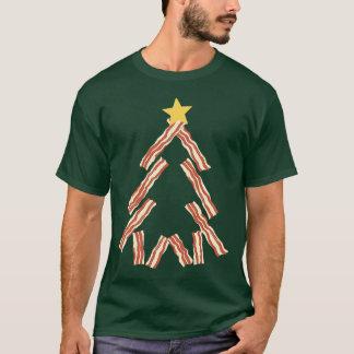 Camiseta Árbol de navidad del tocino