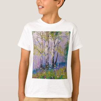Camiseta Arboleda del abedul