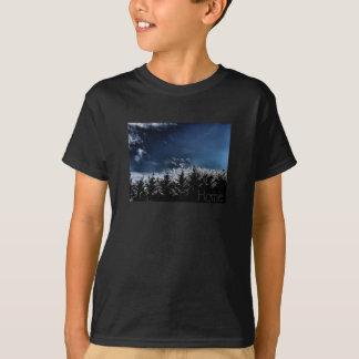 Camiseta Árboles del noroeste del horizonte