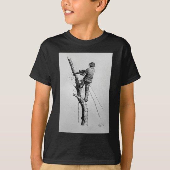 Camiseta Arborista Stihl del cirujano de árbol