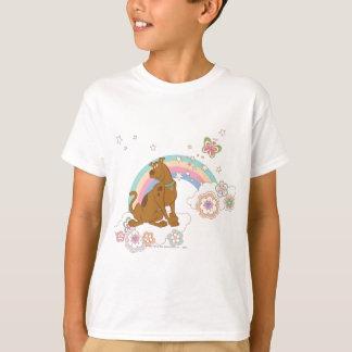 Camiseta Arco iris Butterfly2 de Scooby Doo