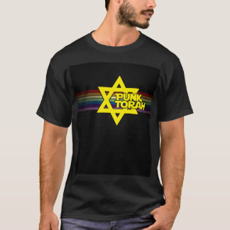 Camiseta Arco iris de PunkTorah