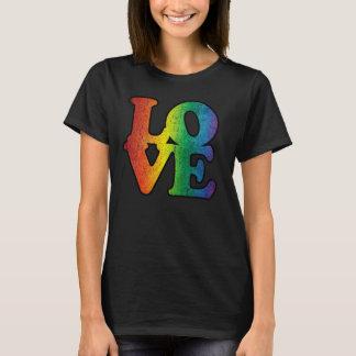 Camiseta Arco iris del amor