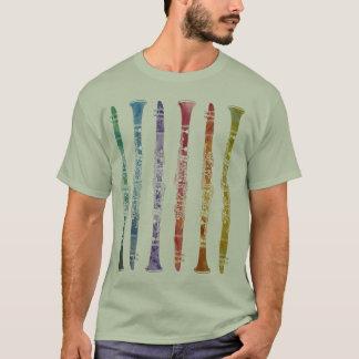 Camiseta Arco iris del Clarinet