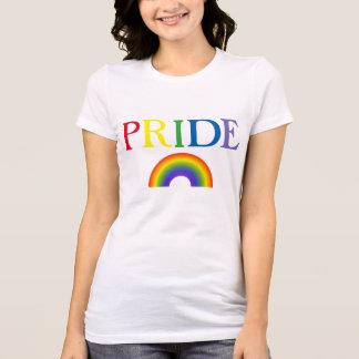Camiseta Arco iris del orgullo