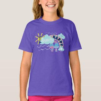 Camiseta Arco iris feliz ideal de los duendes el   I