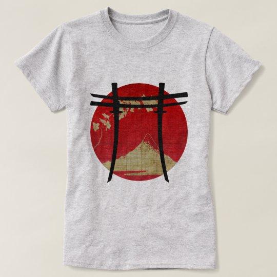 Camiseta Arco Torii Katana
