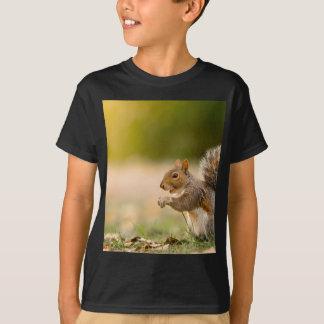 Camiseta Ardilla hambrienta