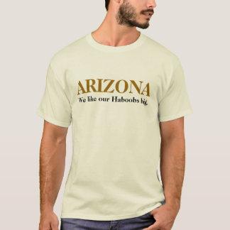 Camiseta ARIZONA - tenemos gusto de nuestro Haboobs grande
