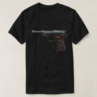 Camiseta arma de mano