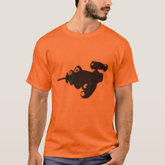 "Camiseta ""Arma de rayo """