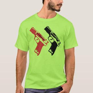 Camiseta arma del arma