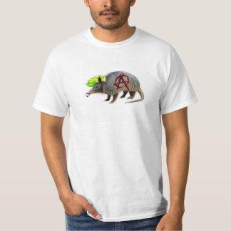 Camiseta armadillo punky