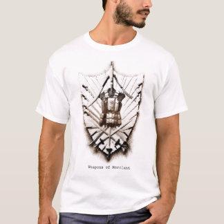 Camiseta Armas de la obra clásica de Moroland