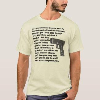 Camiseta Armas para los ciudadanos
