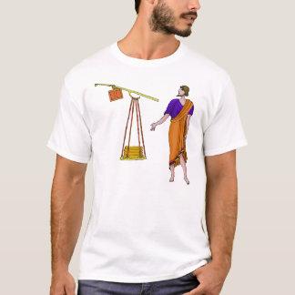 Camiseta Arquímedes