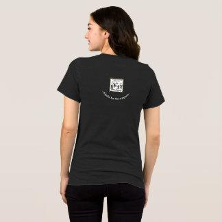 """Camiseta """"Arrastra Bella de las mujeres NO de las"""