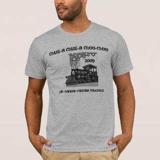 Camiseta Arrastre de Pub de Choo-Choo del chug-uno del