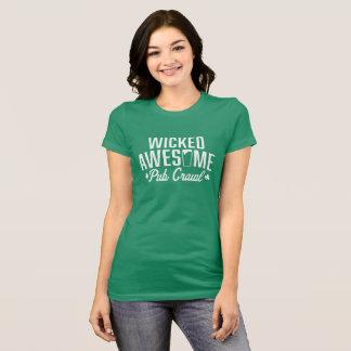 Camiseta Arrastre de Pub del día de St Patrick