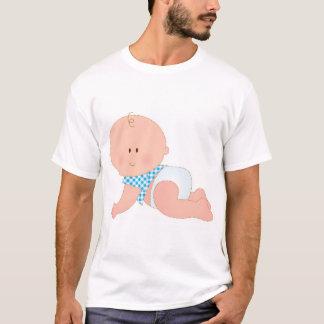 Camiseta Arrastre del bebé