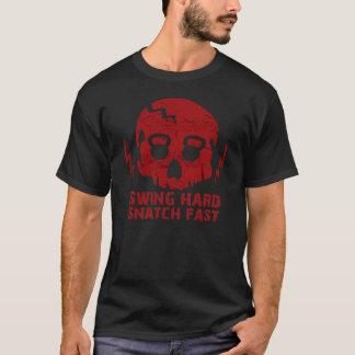 Camiseta Arrebatamiento duro del oscilación rápido -