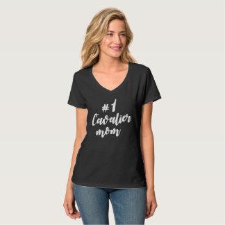 Camiseta arrogante de la mamá del número uno