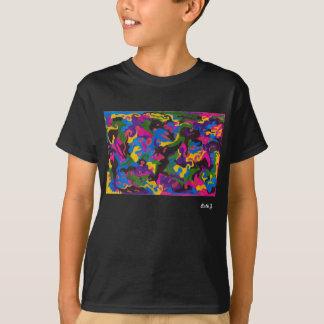 Camiseta Arte abstracto de Ruth Z.