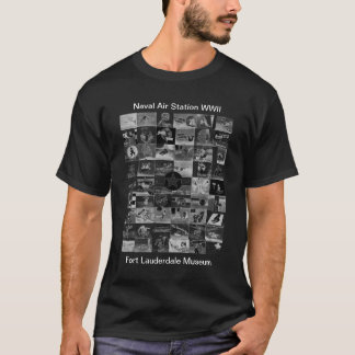 Camiseta Arte de la nariz de aviones