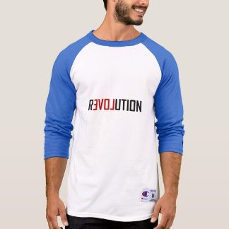 Camiseta Arte del amor de la revolución
