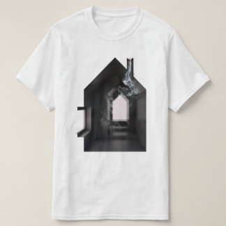 Camiseta Arte del concepto de la arquitectura del humo 01