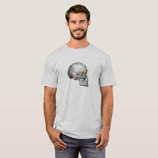 Camiseta Arte del cráneo