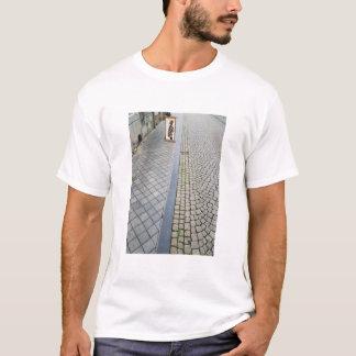 Camiseta Arte holandés de la calle del ladrillo de la