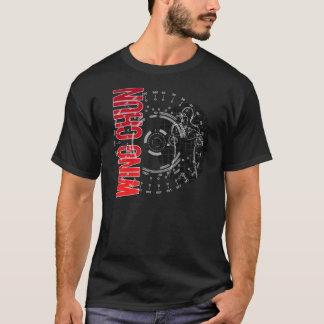 Camiseta Arte marcial científico de Chun del ala