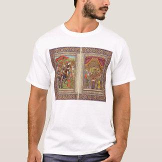 Camiseta Arte musulmán islámico de Boho del Islam de la