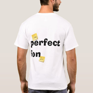 Camiseta Artisanship:  imperfección por diseño