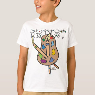 Camiseta Artista