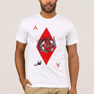 Camiseta As de diamantes