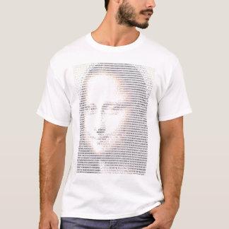 Camiseta ASCII Mona Lisa