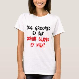 Camiseta Asesino del zombi del Groomer del perro