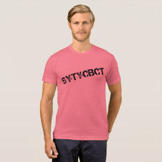 Camiseta Asga sus bolas, nosotros son el rodar que va