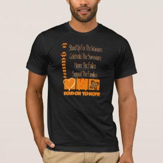 Camiseta Asimiento de la esclerosis múltiple sobre la