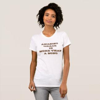 Camiseta asombrosa de la tolerancia