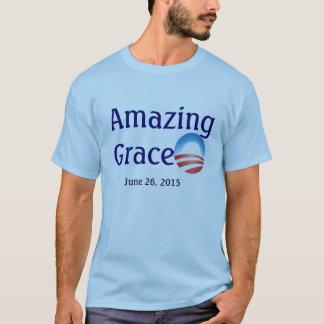 Camiseta asombrosa de la tolerancia de Obama