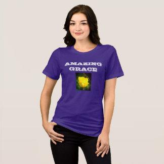 Camiseta asombrosa de la tolerancia (flor)