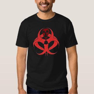 Camiseta astral del símbolo del arcángel de la