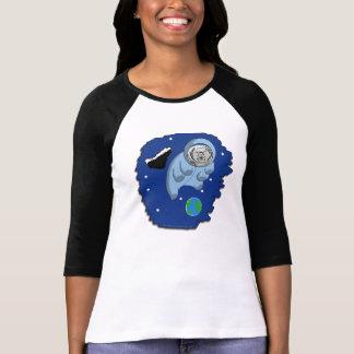 Camiseta Astro-Tardígrada de las señoras